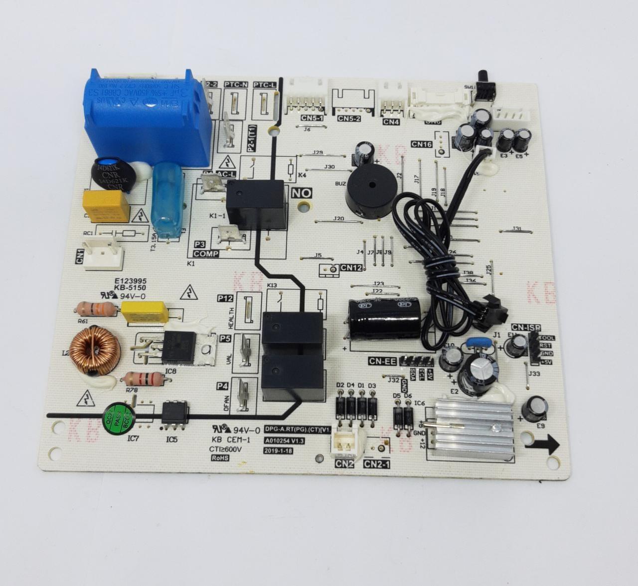Placa Evaporadora 22.000 Btus Agratto ECO ECS22 Original Q/F