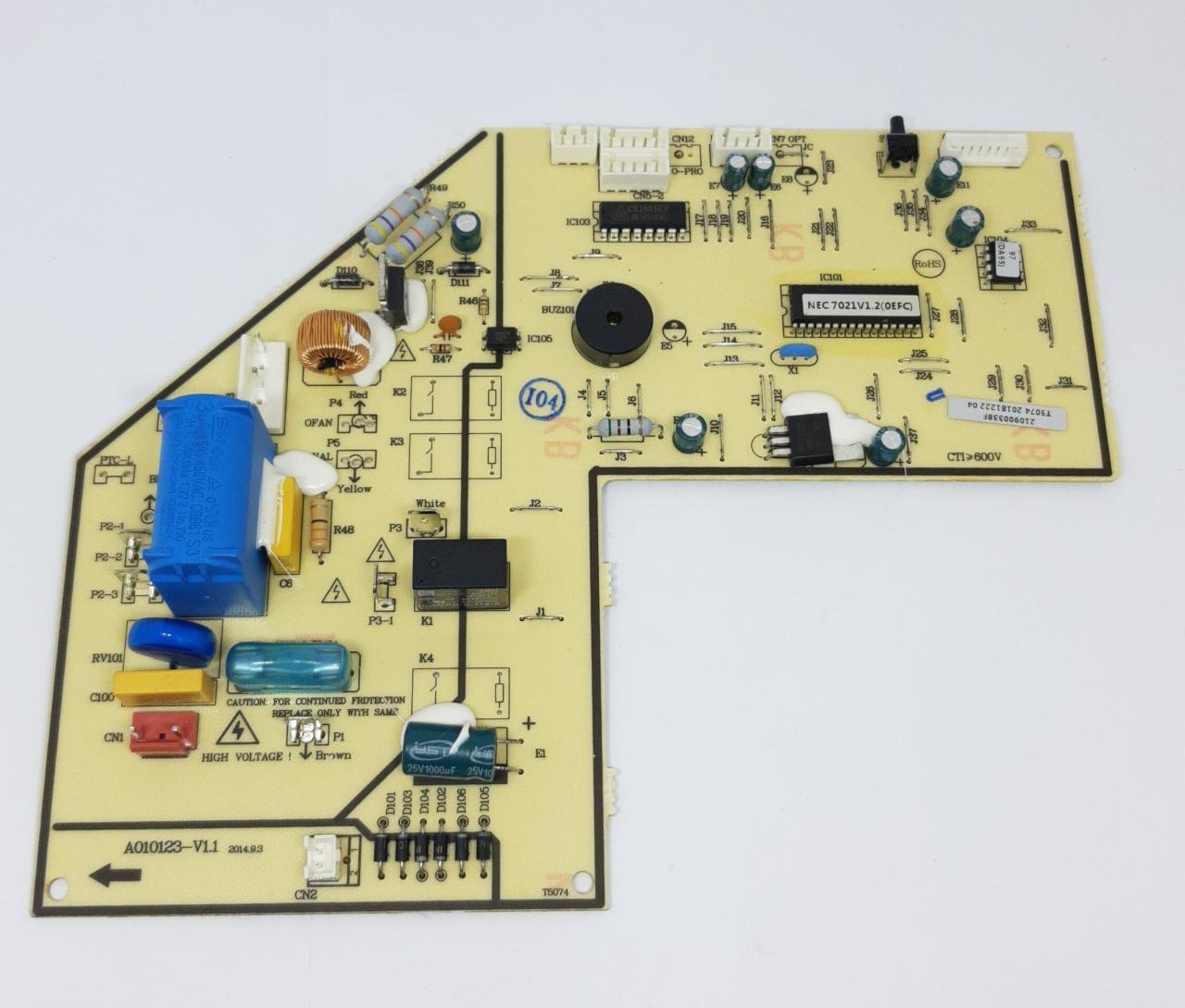 Placa Evaporadora 30.000 Btus Agratto Eco Ecs30 Original Q/F