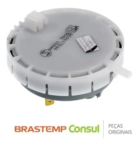 Pressostato Mecânico 2 Níveis 5v Consul Brastemp Original W10617044