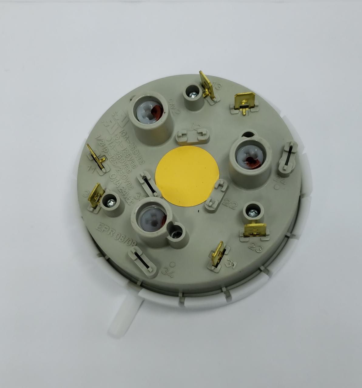 Pressostato Mecânico 3 Níveis 5v Brastemp Original 326054416