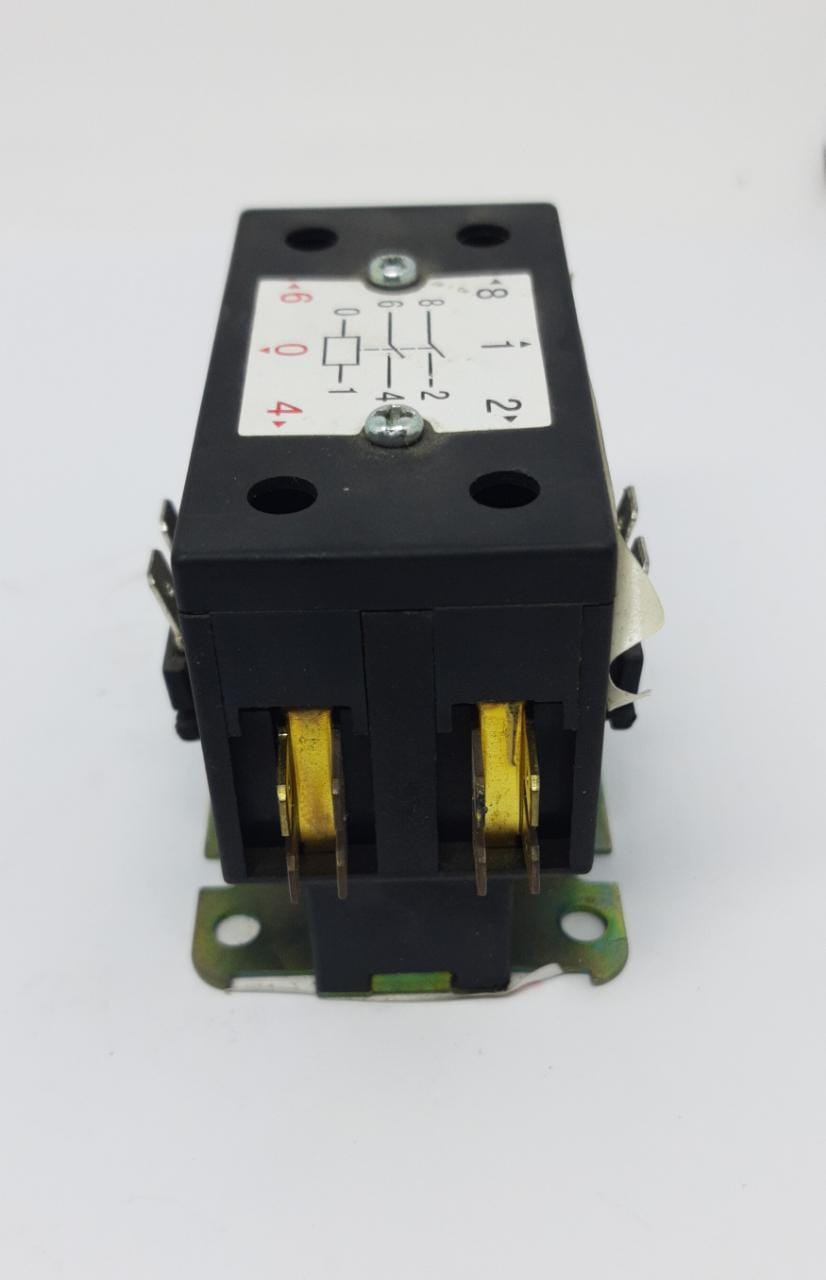 Rele/Contatora Condensadora Elgin 30.000btus Original 25a (usada)