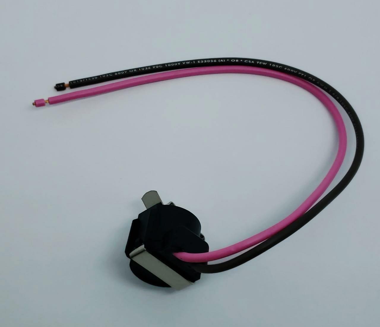 Sensor De Degelo Do Refrigeração Brastemp Original 004184670