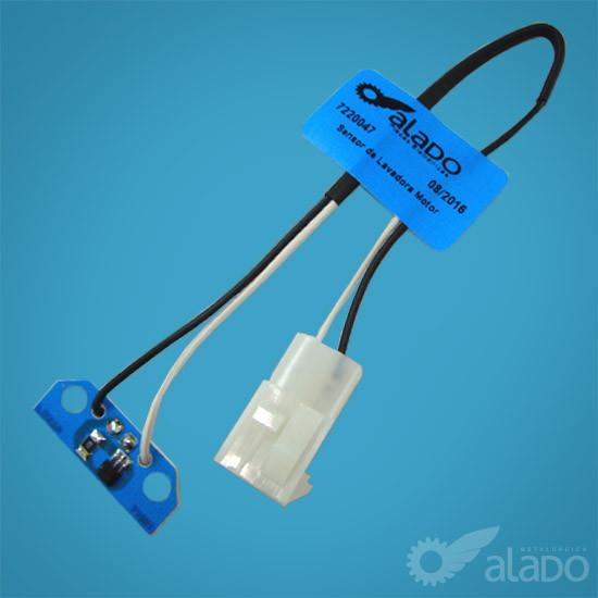 Sensor Do Motor Lavadora Ge 7220047 M143204