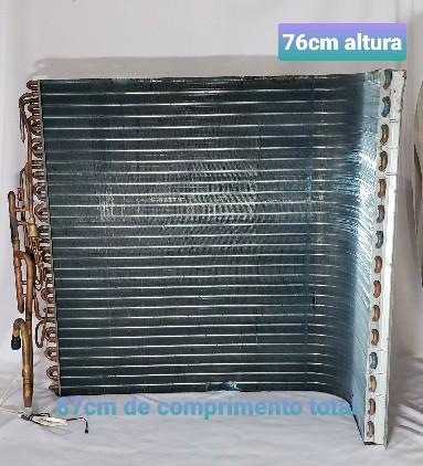 Serpentina Condensadora 24.000 Btus Green Gwh24md - Gwc24md- Gwh28md Q/F
