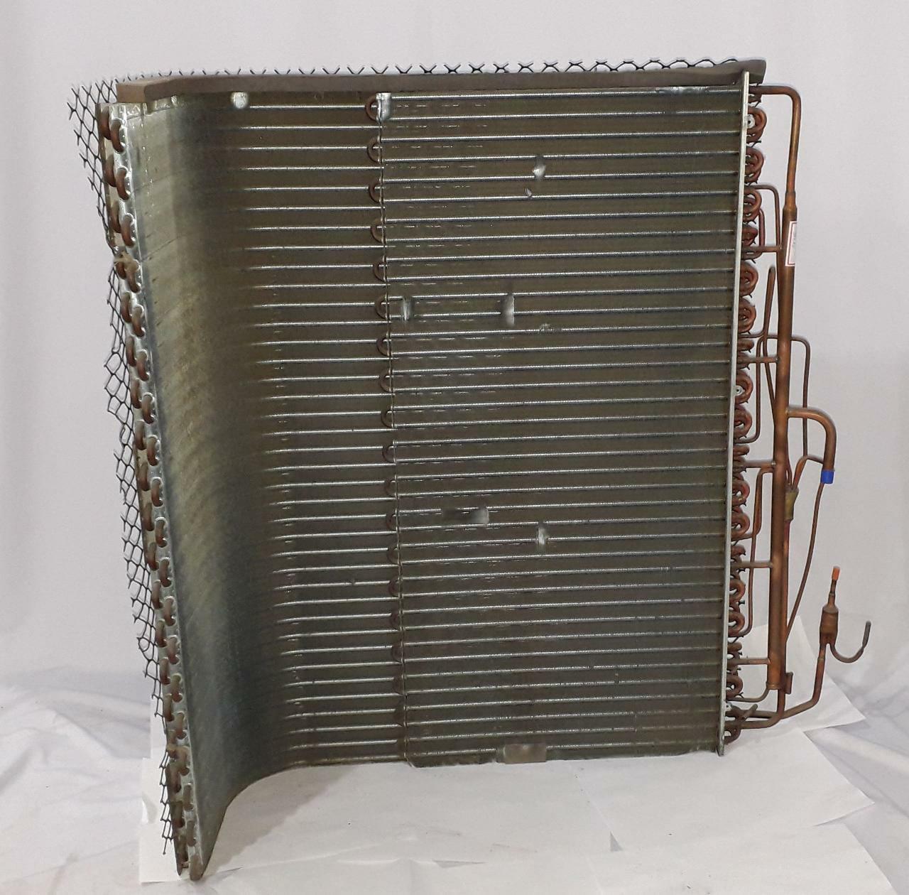 Serpentina de cobre condensadora Komeco 24.000 btus kos24fcg2 QF (USADO)