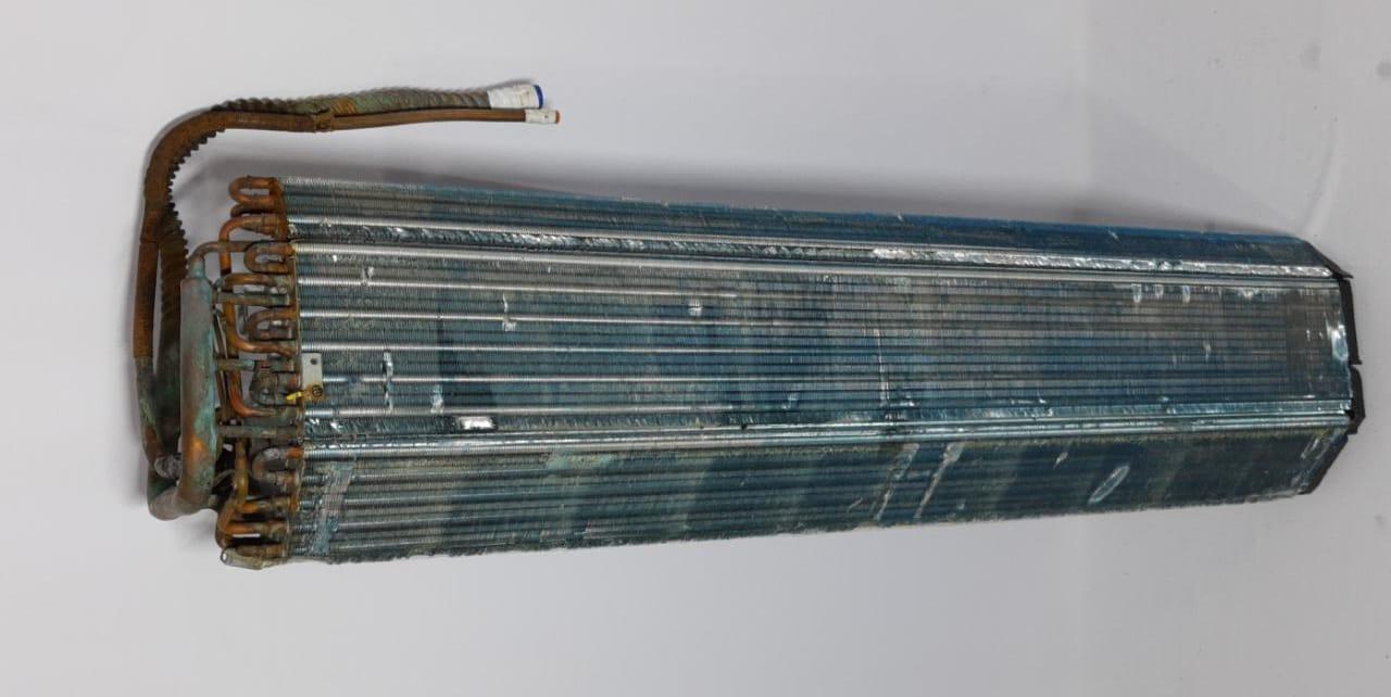 Serpentina Evaporadora Komeco 30000 BTUs kos30fc3lx (usado)