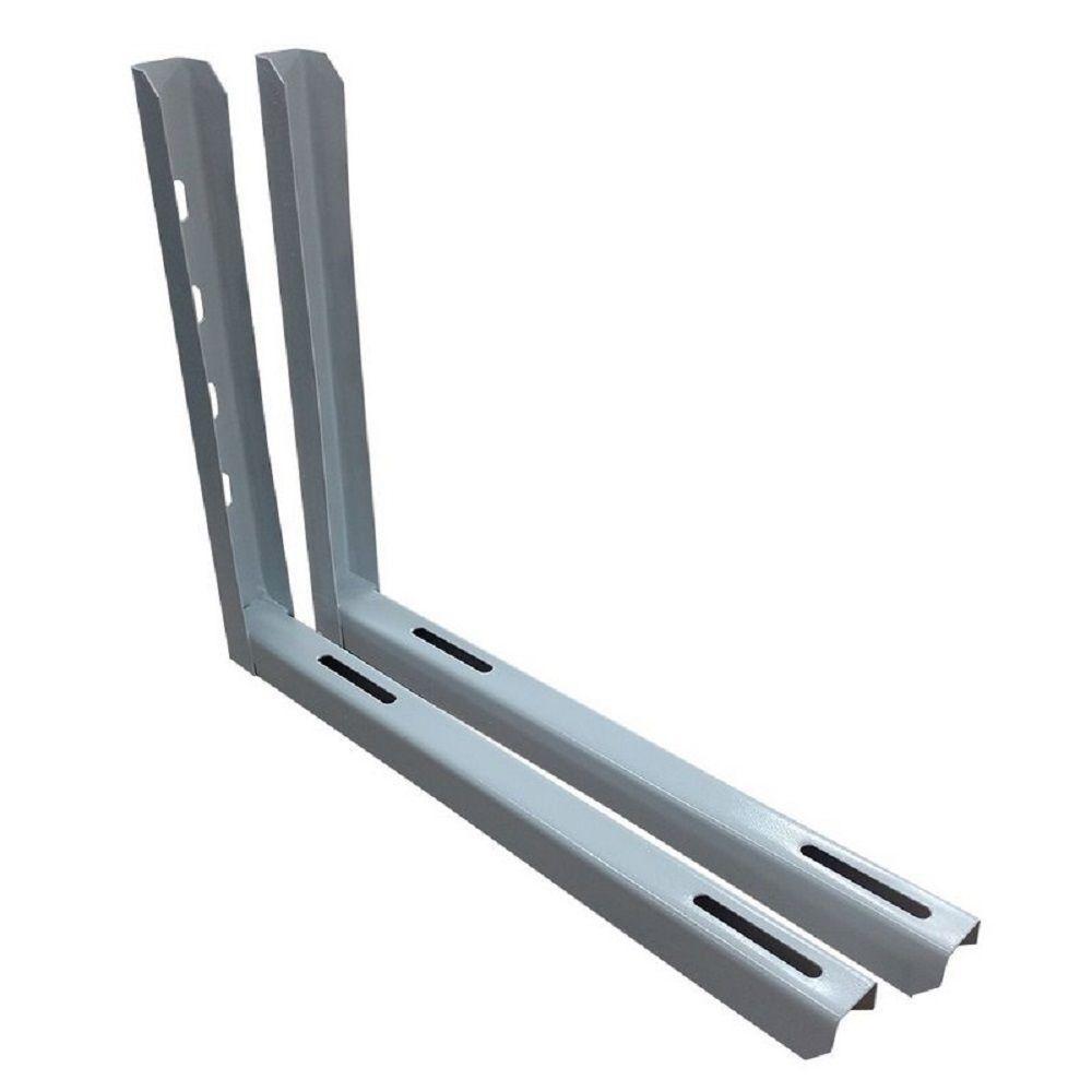 Suporte De Aço Para Ar Condicionado  400x500mm 18 a 24.000 Btus