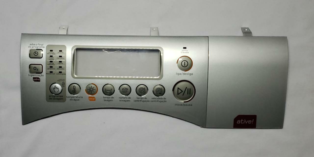Suporte Placa Interface Brastemp Bws24asbna 220v Original W10257139