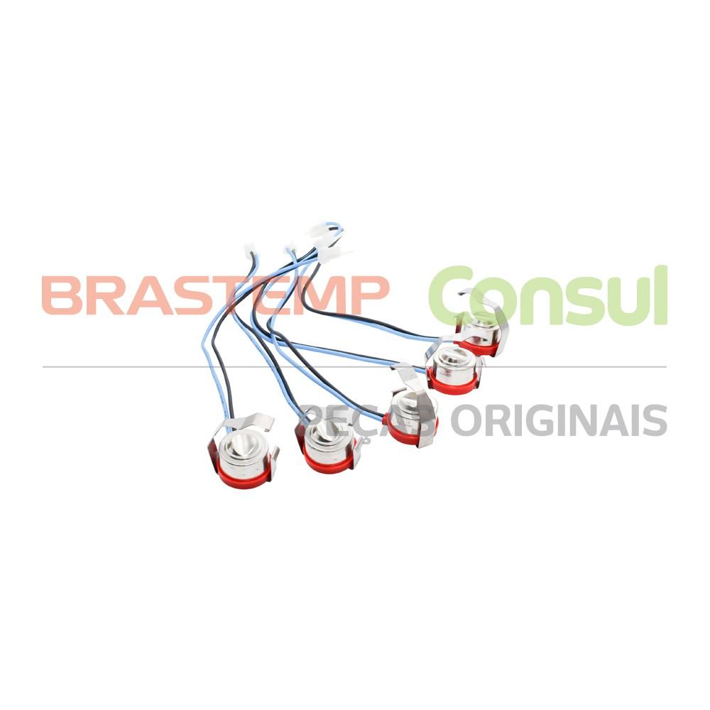 Termostato Bimetal Geladeira Brm35a Crm33b Brm44 ORIGINAL 326006453