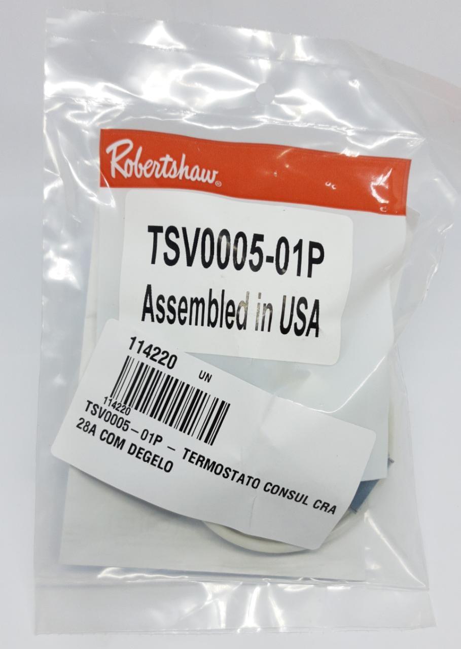 Termostato Consul Cra28a Cra30a Com Degelo Tsv005-O1 326014406
