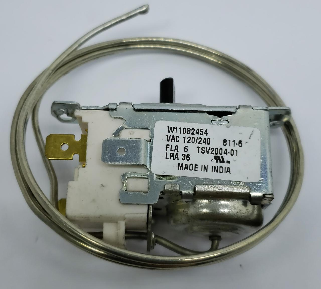 Termostato Freezer Consul Brastemp Tango 33 Tsv2004-01 Original W11082454