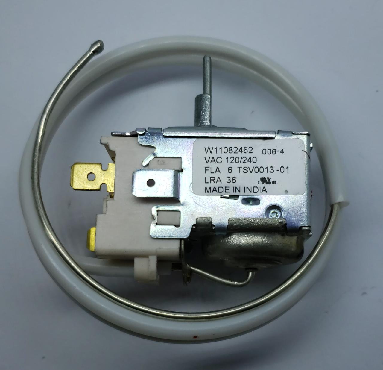 Termostato Freezer Consul Tsv0013 Cra28/30 Original W11082462