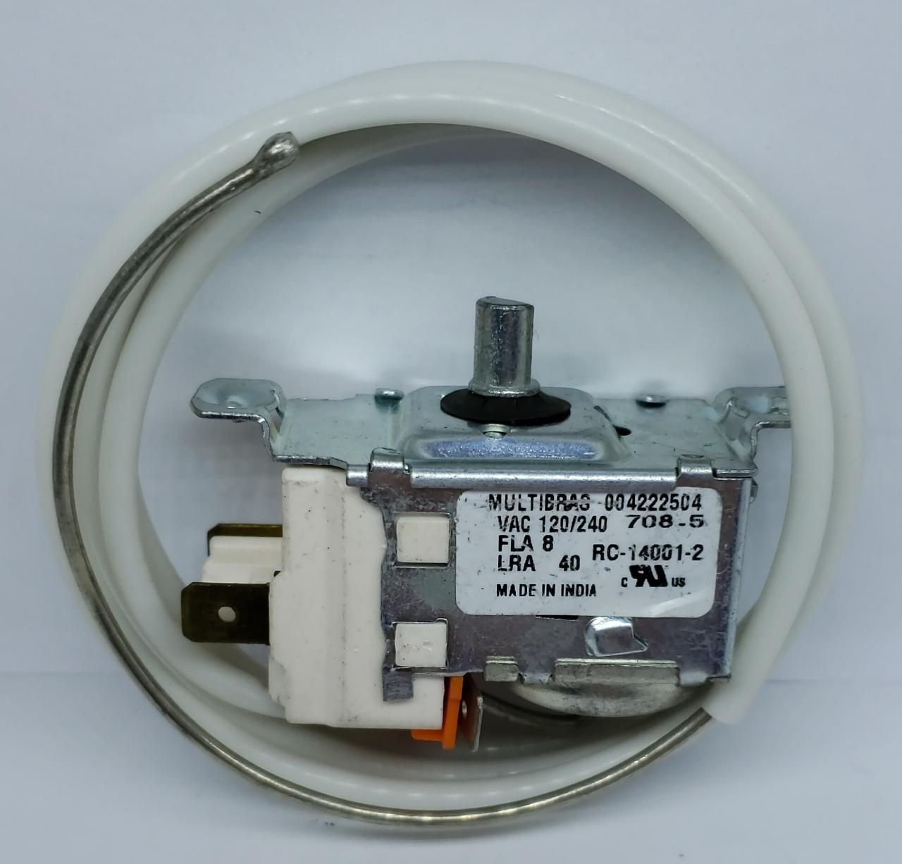 Termostato Rc14001-2 Consul Brastemp Original W11107299