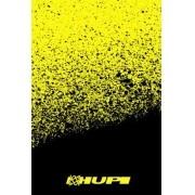 Bandana HUPI - Splash Amarelo