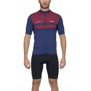 Camisa Ciclismo Squadra Roma (Vermelho) - Masc - 2020