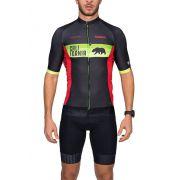 Camisa Ciclismo Supreme Califórnia - Masc - 2019