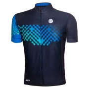 Camisa Mauro Ribeiro Even Azul