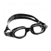 Óculos de Natação Aqua Sphere Mako Preto com Lente Transparente