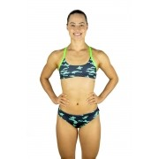 Sunkini Fit - Cameo Green