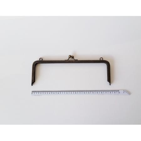 Armação 18cm x 6cm c/ argolas Ouro Velho
