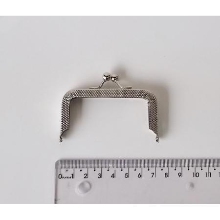 Armação 7cm x 4cm Niquelada