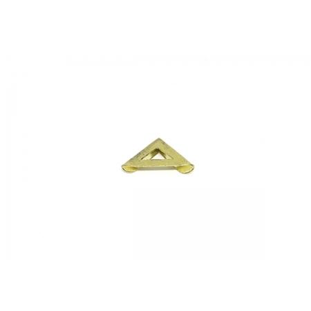 Cantoneira 15mm x 15mm Triângulo Latonada