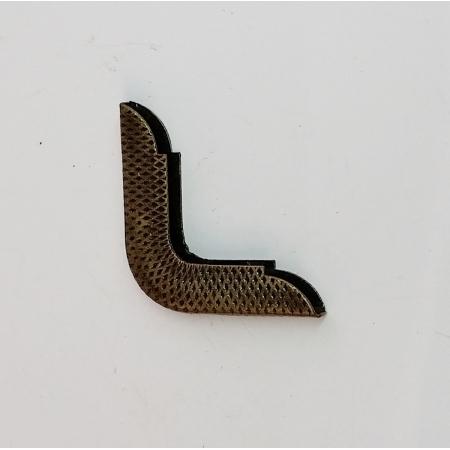 Cantoneira 30mm x 30mm Ouro Velho