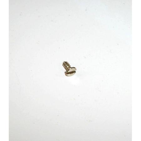 Fixador Fenda 6,5mm x 2,2mm Cabeça Chata Niquelado