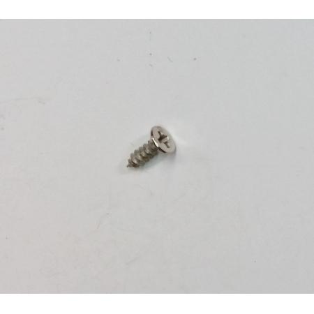 Fixador Philips 6,5mm x 2,2mm Cabeça Chata Niquelado