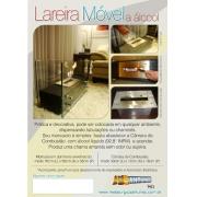 LAREIRA MOVEL DORMENTE 45CM