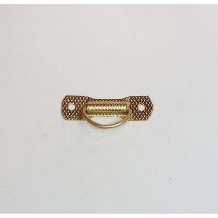 Puxador Gravata Latonado