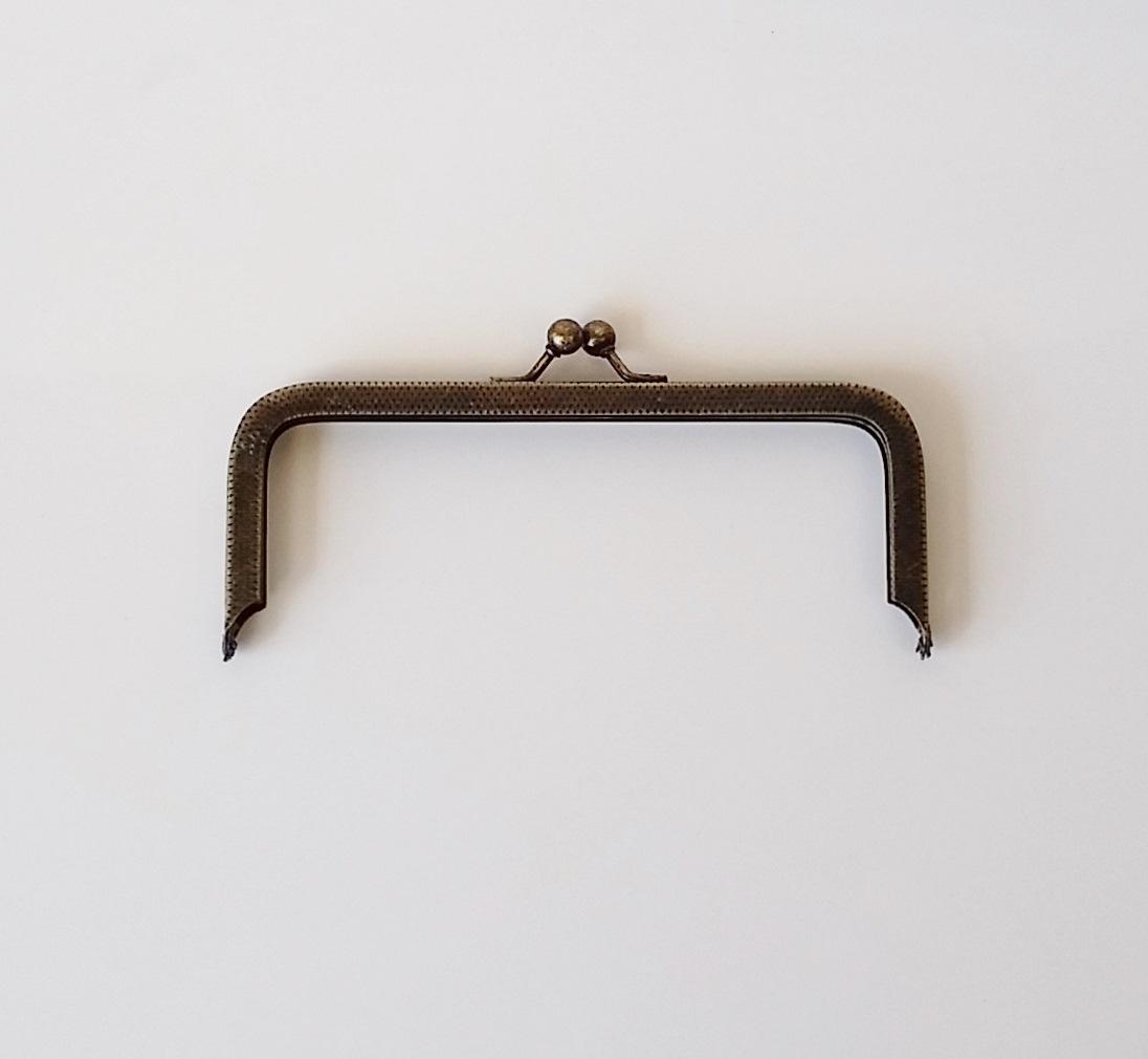 Armação 12cm x 5cm Ouro Velho