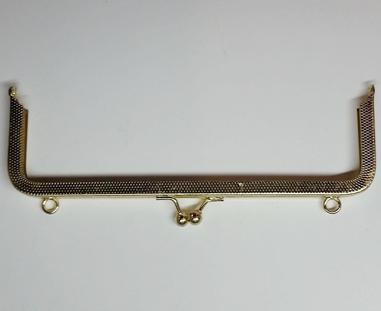 Armação 16cm x 5cm c/ argolas Latonada