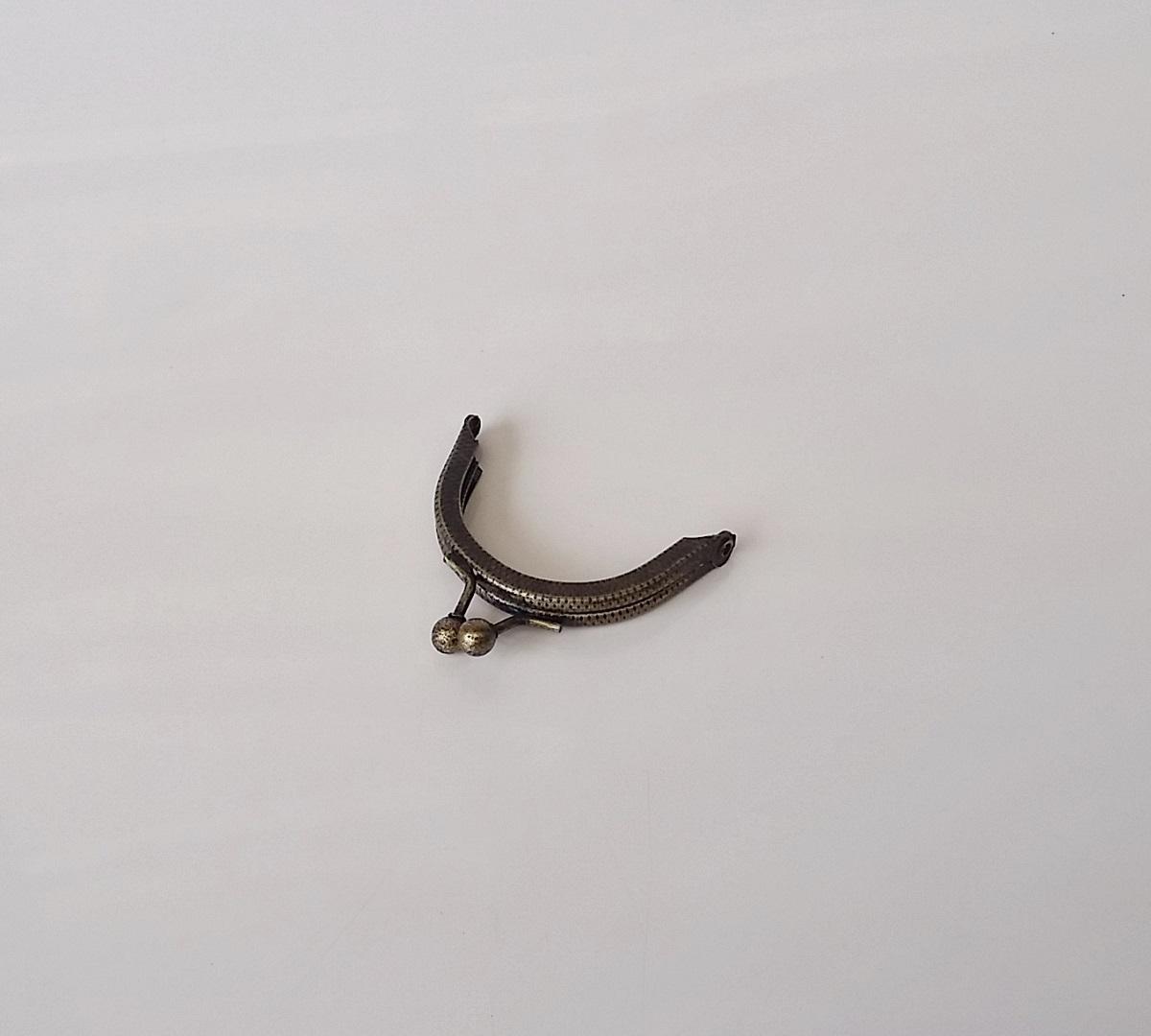 Armação Oval 5cm Ouro Velho