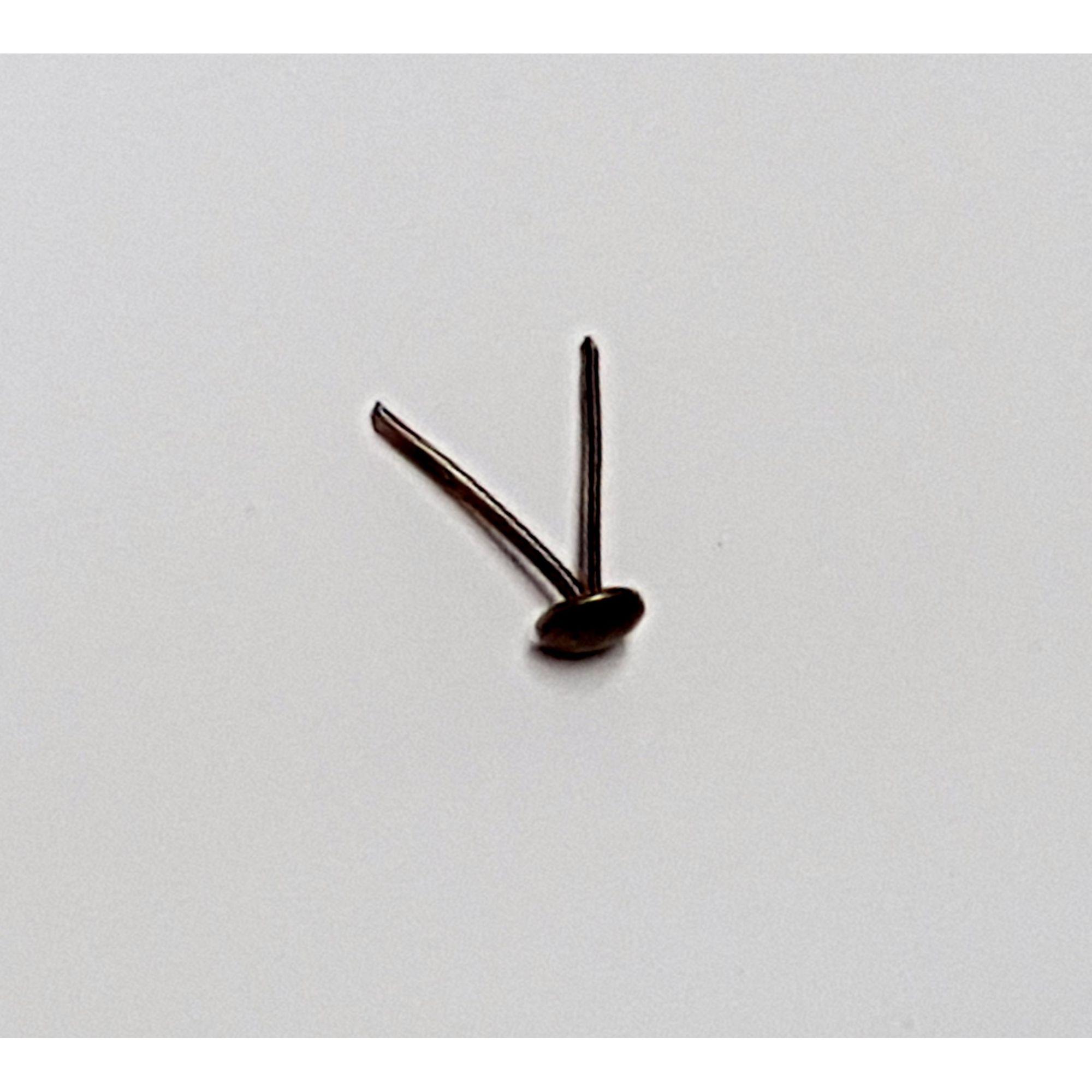 BAILARINA P 6mm (Emb 100 un) OURO VELHO
