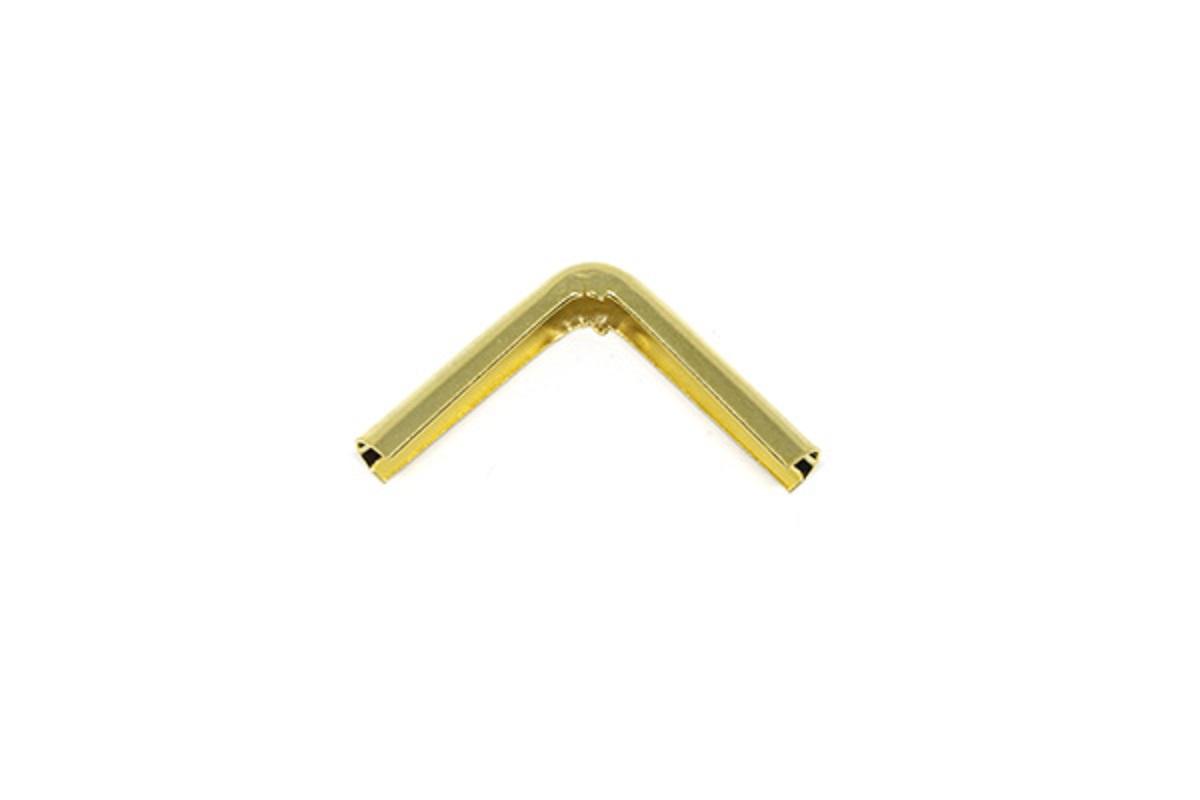Cantoneira 19mm x 19mm Latonada