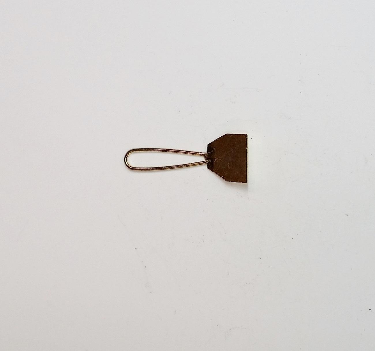 Enfeite Mini Espátula Latonada