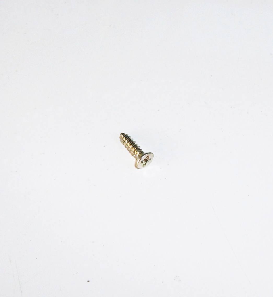 Fixador Philips 9,5mm x 2,2mm Cabeça Chata Niquelado