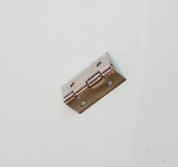 Junção 26mm x 20mm Niquelada