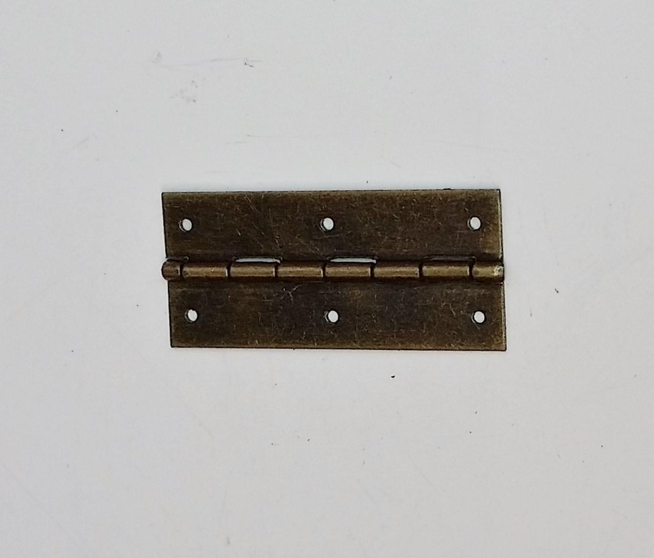Junção 6 Furos 35mm x 15,5mm Ouro Velho