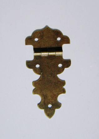 Junção Colonial 28mm x 58mm Ouro Velho