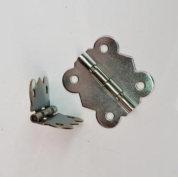 Junção Ondulada 32mm x 25mm Ouro Velho