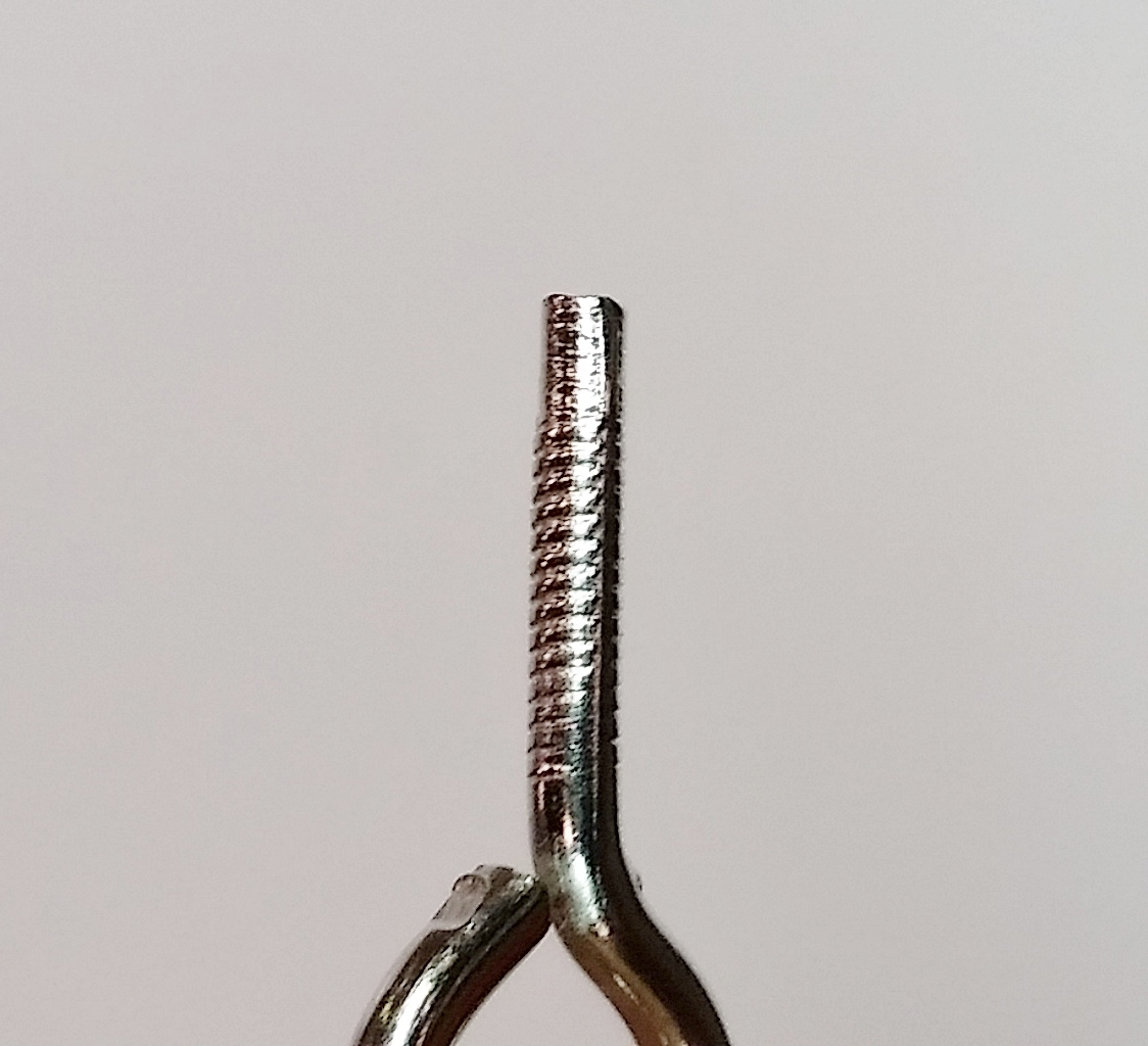 Pitão de Arame 2mm Niquelado