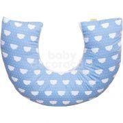 Almofada de Amamentação para Bebê Nuvenzinha Azul Bebê