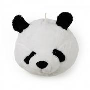 Cabeça de Urso Panda Pelúcia
