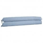 Conjunto de Rolos para Berço Tricot Filipe Blue Jeans (1,20 cm x 13 cm)