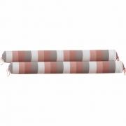 Conjunto de Rolos para Berço Tricot  Zara Rosê (1,20 cm x 13 cm)
