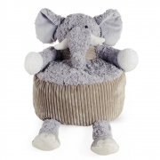 Puff de Elefante Pelúcia
