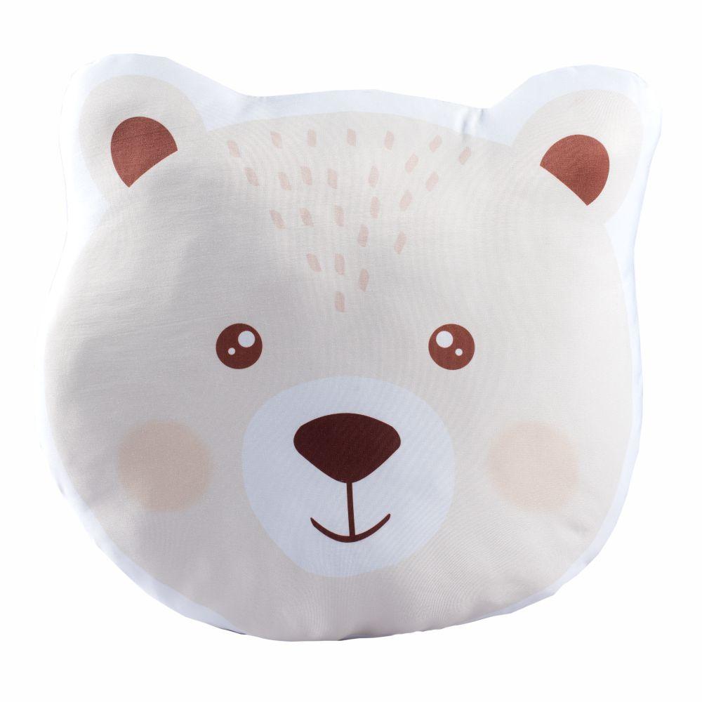 Almofada Decorativa Formato Urso