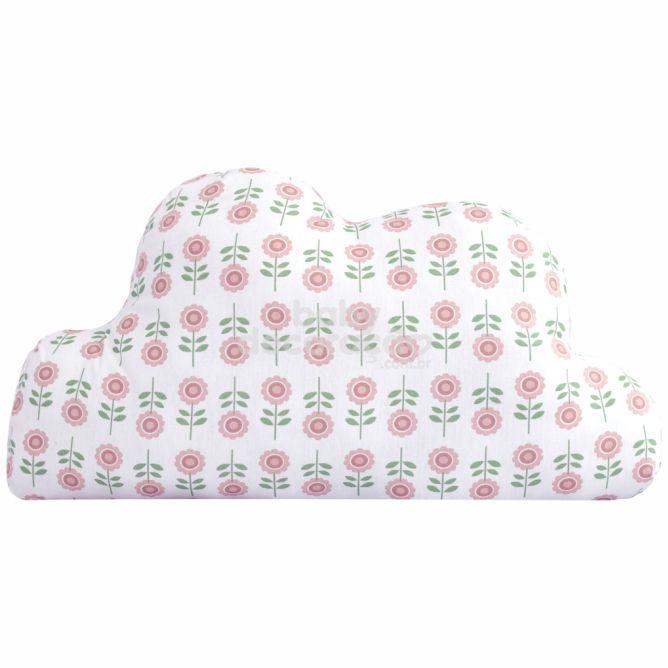 Almofada Decorativa Nuvem Elizabeth 180 fios Rosa Antigo